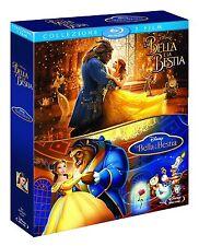 LA BELLA E LA BESTIA - FILM + CARTOON (2 BLU-RAY) WALT DISNEY con Emma Watson