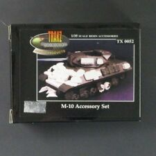 Trakz 1/35th Scale M-10 Accessory Set Item No. TX0052