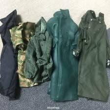 5x Uniform overcoat 1:6 WWII 21st Century The Ultimate Soldier GI Joe Dragon BBI