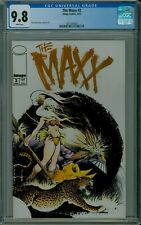 The Maxx #2 CGC 9.8 NM/MT white pages Image comics 3871509004