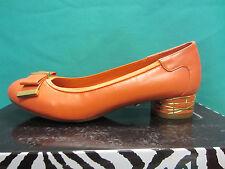 New Dana Buchman Orange Women's Size 6 M Dress Heels Shoes DBANNABELLCORAL