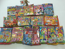 Kracie Popin' Cookin' and Happy kitchen DIY Kit 16 pcs special soft package set