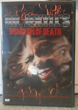 Dr. Jekyll's Dungeon of Death (DVD, 2007) RARE 1976 HORROR BRAND NEW