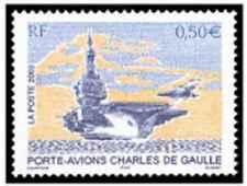 Timbre Bateaux France 3557 ** année 2003 lot 26071