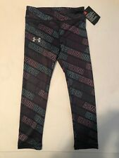Under Armour Workout Pants Yoga Leggings Youth Size 4