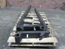 """Pair of 6""""W x 72""""L Pin Type Fork Lift Forks"""