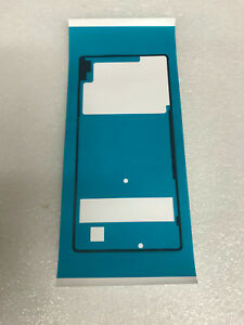 Battery Back Door Adhesive Sticker Replacement for Sony Xperia Z3+ E6553