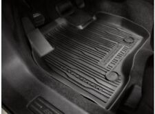 Ford Genuine OEM Floor Liner - Tray Style, 4-Piece Black, Explorer 2017-2018