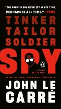 Tinker, Tailor, Soldier, Spy : A George Smiley Novel by John le Carré (2020, US-Tall Rack Paperback)