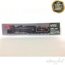 Kato 2016-2 N Calibro D51 498 Orient Express 1988 Modellino Treno Steam