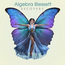 ALGEBRA BLESSETT - RECOVERY (New & Sealed) CD Soul BBE