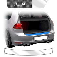 SparSet  Ladekantenschutz Einstiegsleisten passend Skoda Superb III Combi 3V