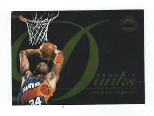 1993-94 SkyBox Premium Dynamic Dunks #D2 Charles Barkley Suns