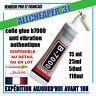 COLLE B7000 VITRE LCD CHASSIS ETANCHEITE ANTI-VIBRATION 15/25/50/110ML EN LOT