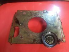 Honda H4013 riding mower engine mounting plate 50225-758-701