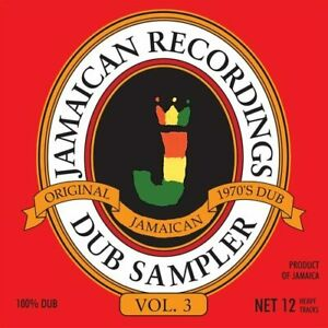 "Various Artists : Dub Sampler - Volume 3 Vinyl 12"" Album (2008) ***NEW***"