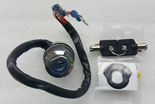 Ignition Switch with Round Key Harley Ignition Switch 3-Position Switch DYNA