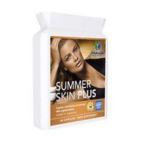 Tanning Pills Beautiful Sun Kissed Glow Natural Bronze Skin Safe