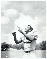 1968 Original Photo Rookie Detroit Lions Football Wide Receiver Earl McCullouch