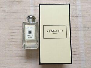 Jo Malone English Pear & Freesia Authentic Cologne 100 ml 3.4 fl. Oz New In Box