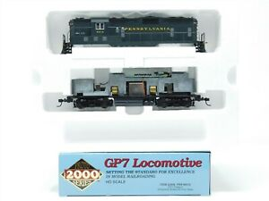HO Scale Proto 2000 23008 PRR Pennsylvania GP7 Diesel 8510 DCC Ready - BAD GEARS