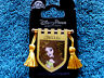 Disney * PRINCESS BELLE * Tapestry Banner Series * New on Card Trading Pin