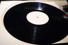 林憶蓮 放縱 SANDY LAM 1986  HONG KONG TEST PRESS WHITE LABEL VINYL LP RARE
