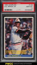 1984 Donruss Cal Ripken Jr. #106 PSA 10 GEM MINT (PWCC)