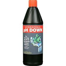 GROWTH TECHNOLOGY PH DOWN 1L PH- regolatore