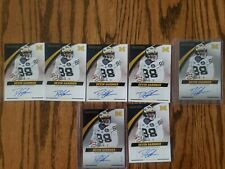2015 Panini University Of Michigan Autograph and Jersey Cards