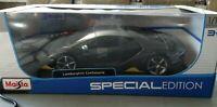 Maisto Lamborghini Centenario 1:18 Scale Diecast Model Car 31386 Gray