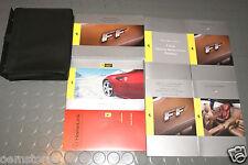 2014 Ferrari FF Owners Manual - SET  (USA / CANADA)