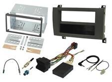 InCarTec FK-313-1 Mercedes SLK R171 04 - 08 Single Double Din Stereo Fitting Kit