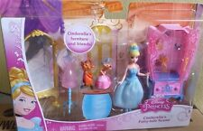 2014 DISNEY PRINCESS Little Kingdom ~ Cinderella ~ Fairy-tale Scene NEW IN BOX