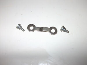 Wrenn Hornby Dublo 8F Castle offset type joining bar and screws spare parts.