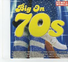 (FR112) News Of The World Presents, Big On 70's - 2005 CD