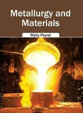 Metallurgy And Materials