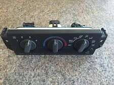 1998-2004 Chevy Blazer S10 Jimmy Heater A/C Climate Control OEM Part