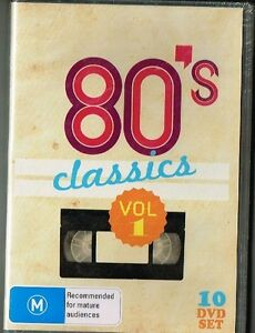 80's Classics Vol 1 DVD  J1