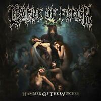 CRADLE OF FILTH Hammer Of The Witches (2015) 11-track CD album NEW/SEALED