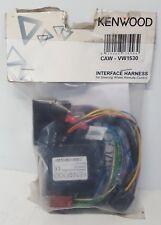 KENWOOD CAW-VW1530 coche Arnés de interfaz de control remoto del volante original nos #