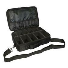 Pro 3 Layers Makeup Bag Cosmetic Case Storage Toiletries Kit Organizer Oxford Us