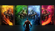 Udyr - The man - Huge  Wall Poster - (15 in x 28 in ) - Fast Shipping