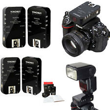 4 pcs Yongnuo YN-622C Kit Wireless 1/8000s TTL Flash Trigger  f CANON EOS Camera