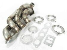 PLM T3 Twin Scroll Turbo Manifold w/ Downpipe 00-09 Honda S2000 S2K AP1 AP2 NEW