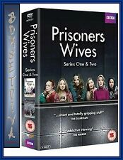 PRISONERS' WIVES - COMPLETE SERIES 1 &  2  **BRAND NEW DVD BOXSET ***