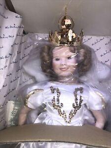"Danbury Mint 19"" Shirley Temple Little Princess Doll"