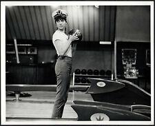 PIERROT LE FOU 1965 Jean-Luc Godard Anna Karina ten pin bowling STILL