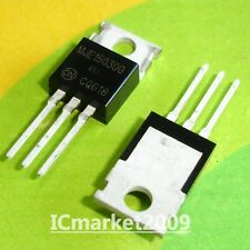 10 PCS MJE15030G TO-220 MJE15030 POWER TRANSISTORS COMPLEMENTARY SILICON