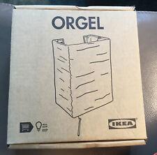 Ikea Orgel 600.212.69 Wandleuchtern Papierleuchte natur Neu Im Karton